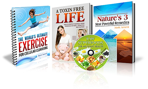 Natural Healing Books and Courses